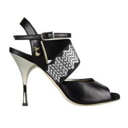 E 01 Dark Heel 9 cm