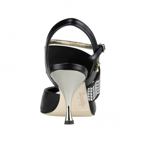 E 01 Dark Heel 7 cm