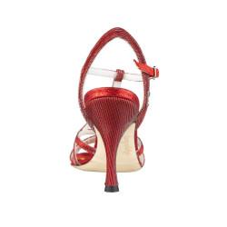 A 11 Notturno rosso Heel 8 cm
