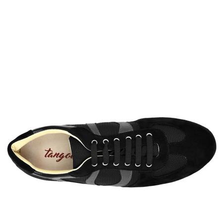 Sneakers woman sport nera h4