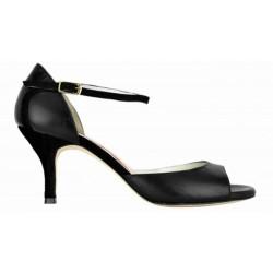 A 8 Basic Nero Heel 7 cm