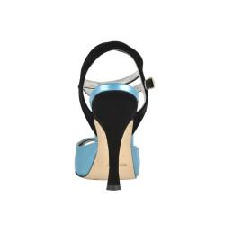 A 1 CL Vernice Turchese Heel 9 cm